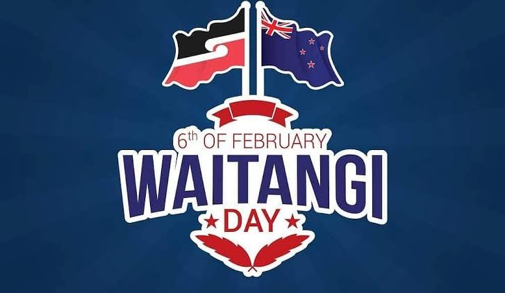 Happy Waitangi Day!